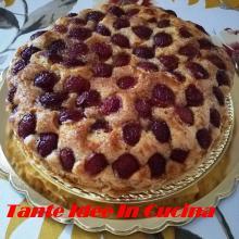 Torta di ciliegie