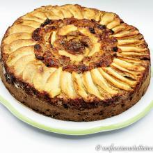 Torta di mele con grano saraceno gluten free