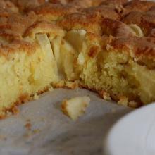 Torta easy di mele