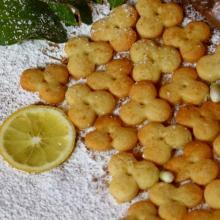 Torta morbida con crema limone
