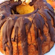 torta pan di mandarini