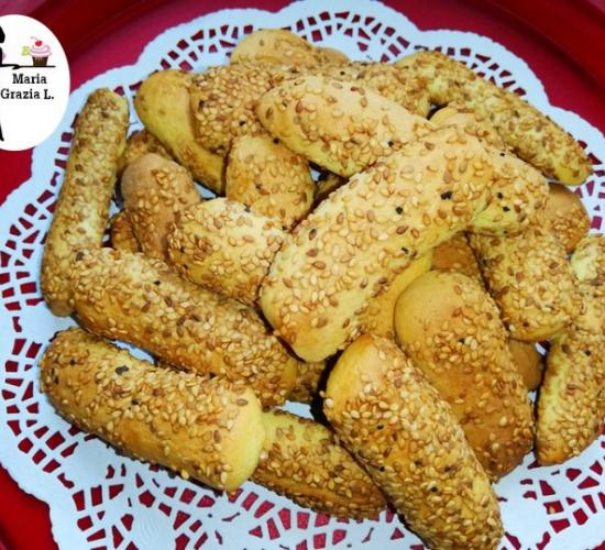 Biscotti reginelle siciliane video
