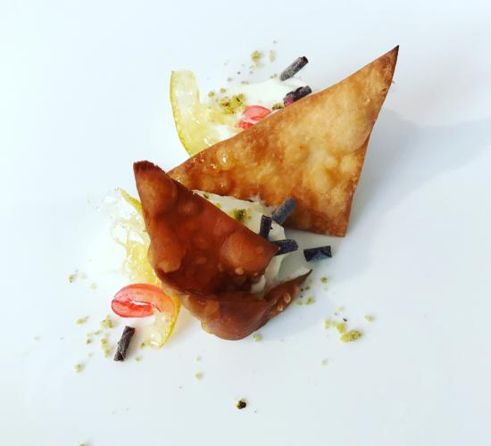 cannolo siciliano…gourmet!