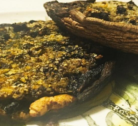 funghi portobello ripieni