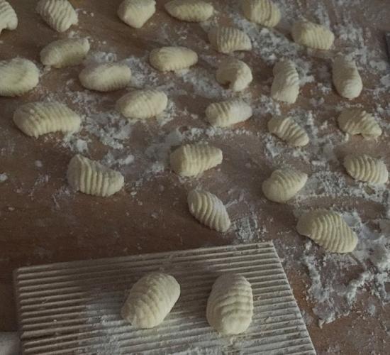 Gnocchi di ricotta di nonna rosa - ricetta passo passo