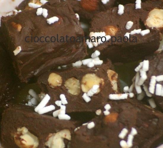 I cioccolatini veloci e golosi