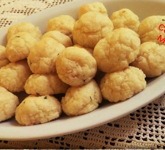 Nuvole di patate e nasello