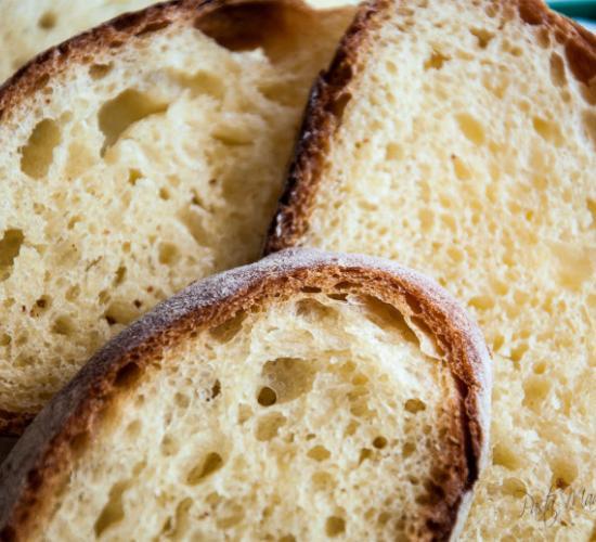 pane di semola rimacinata con lievito di birra