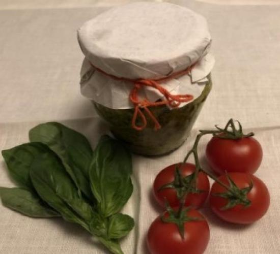 Pesto estivo (bimby)