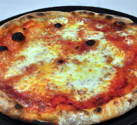 Pizza con Madre Liquida