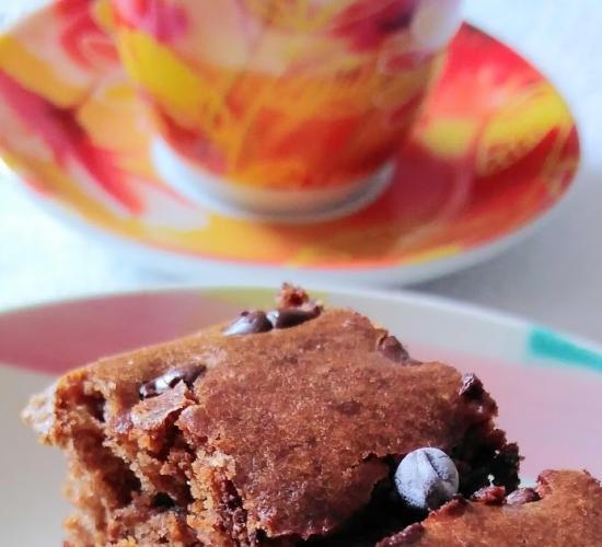 Plumcake speziato al cacao