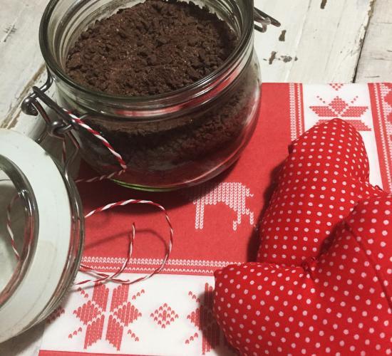 Preparato per cioccolata in tazza