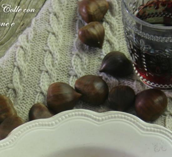 Sfiziosa di quinoa e riso basmati del colle con battuto di castagne e salsiccia