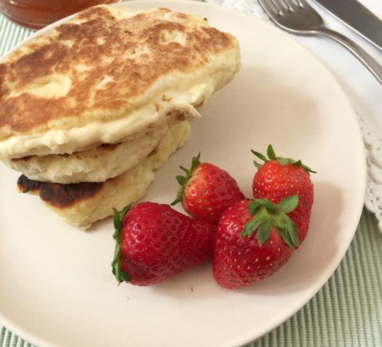 Sìrniki o pancake russi