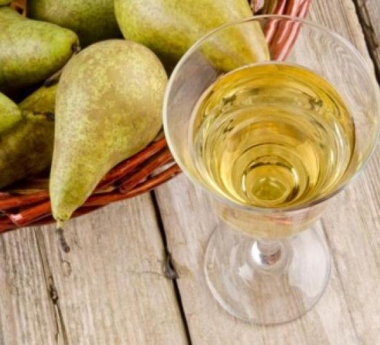Sorbetto pere & vodka (bimby)