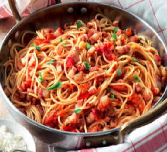 spaghetti al rancetto