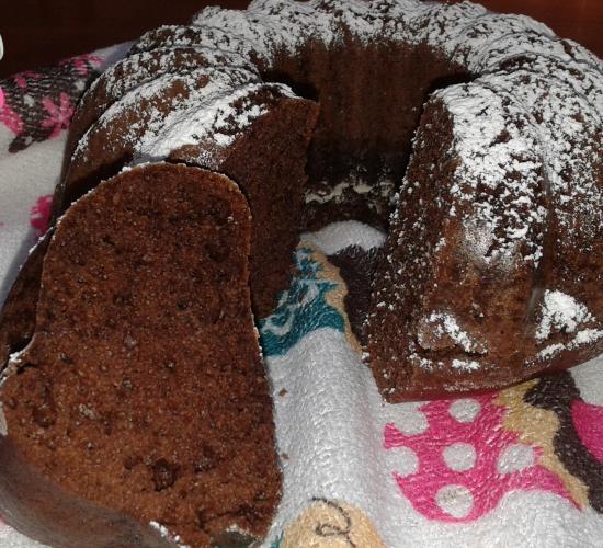 torta cotta al vapore