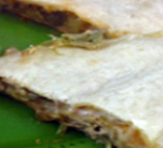 Torta di carciofi in pasta brisè