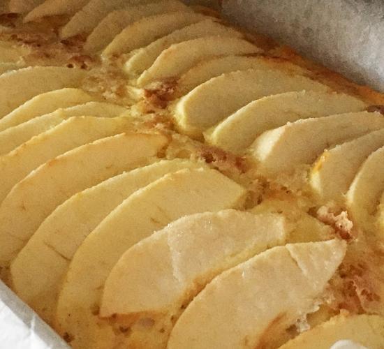 Torta di mele di mamma - smorg