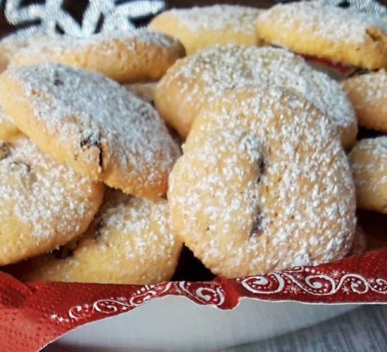 Zaletti, biscotti con farina di mais